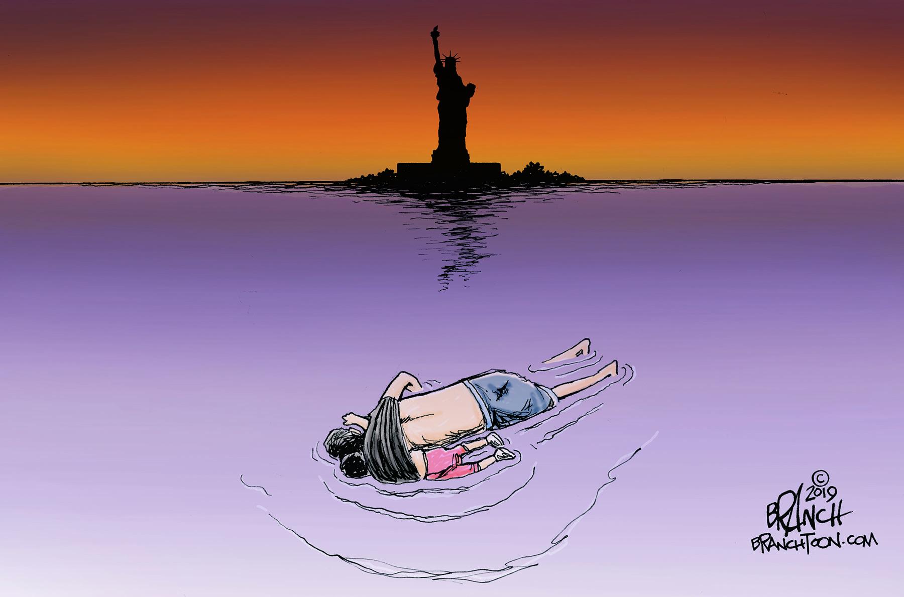 062719-migrants-statue-liberty-web
