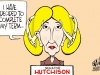 Kay Bailey Hutchison - On The Other Foot, Er, Hand...