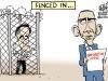 Mitt's Fence