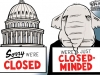 Closed-Minded