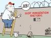 Jeb Hits The Wall