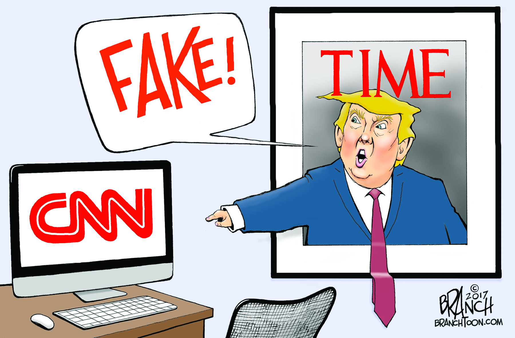 062817 donald trump cnn fake news web